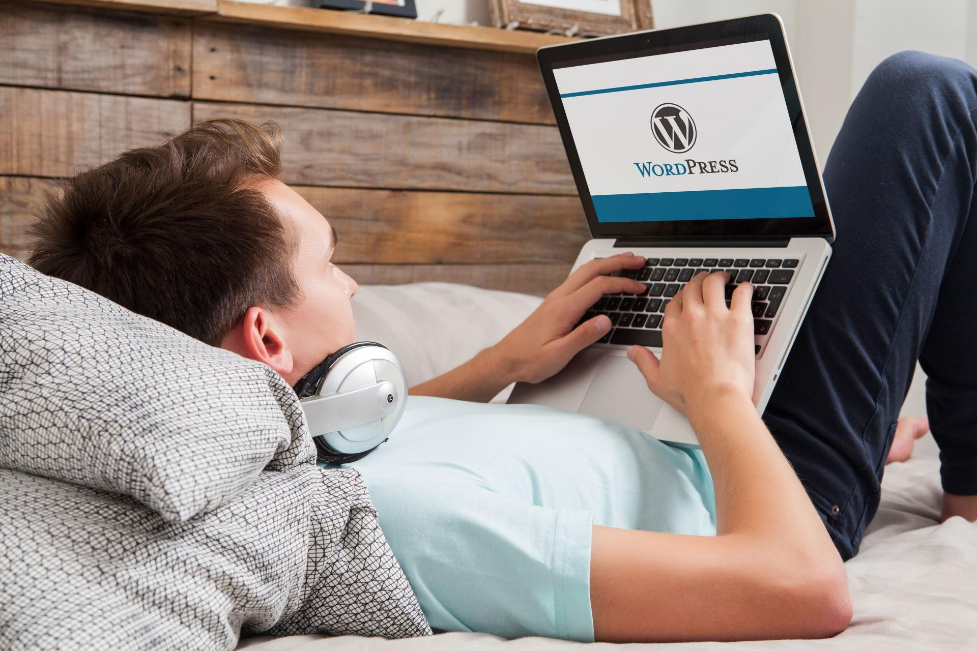 WordPress administravimas #3 – naujienų rašymas (tinklaraščio atnaujinimas)